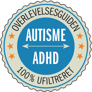 Overlevelsesguiden badge